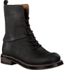 Black SHABBIES Lace-up boots 185020002 - small