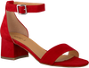 Red NOTRE-V Mules 1902  - small