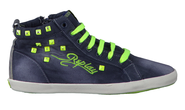 Blue REPLAY Sneakers SOUTHFIELDS - large