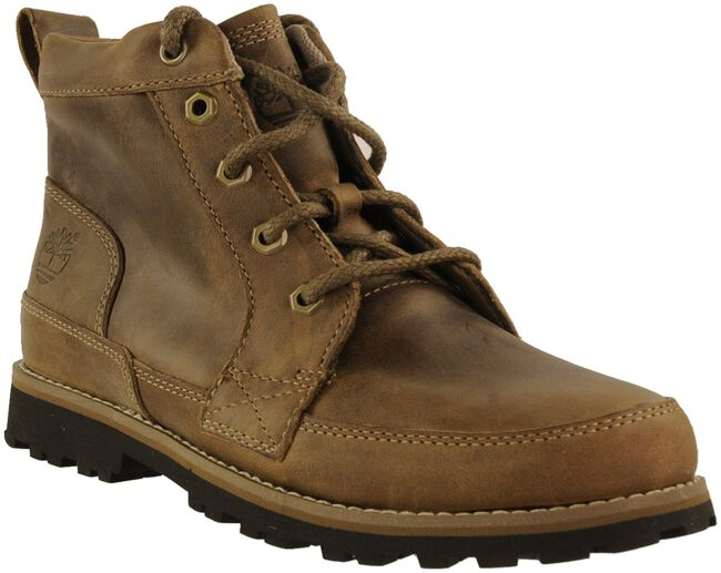 Green TIMBERLAND Ankle boots ASPHALTTRAIL 6IN - large