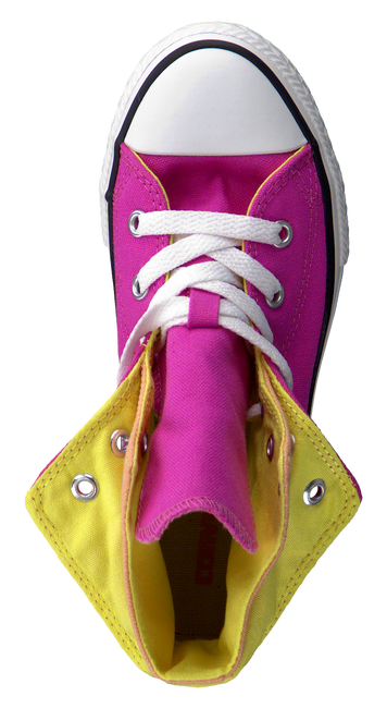 Pink CONVERSE Sneakers AS SEAS. HI KIDS - large
