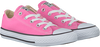 Pink CONVERSE Sneakers CHUCK TAYLOR ALL STAR OX KIDS - small