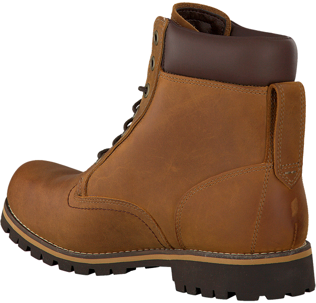 Brown TIMBERLAND Ankle boots EK RUGWP 6 BTP RED B MED - large