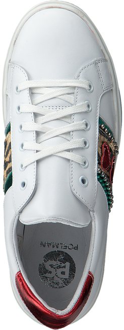 White PS POELMAN Sneakers R15597 - large