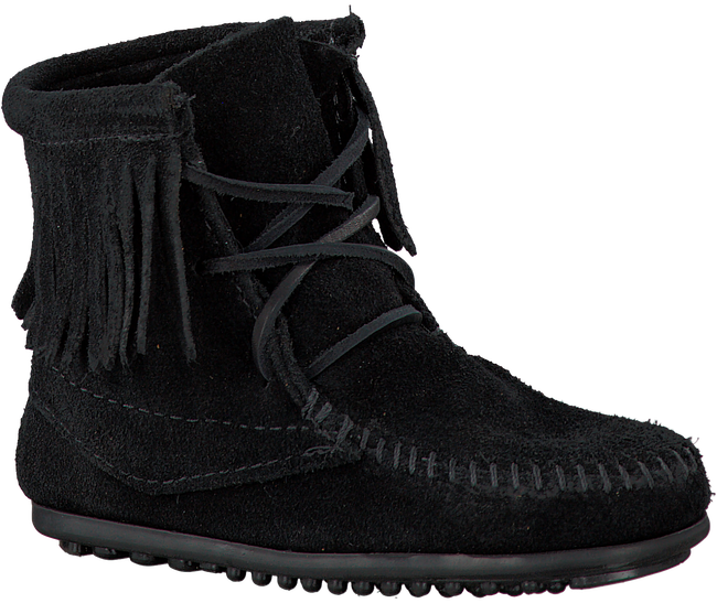 Black MINNETONKA Ankle boots 2429 - large