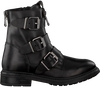 Black OMODA Lace-up boots LPBURPEE  - small