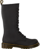 Black DR MARTENS Lace-up boots 1914 J - small