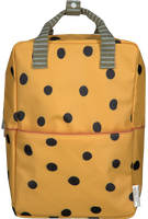 Yellow STICKY LEMON Backpack FRECKLES LARGE  - medium