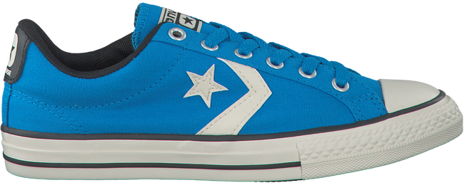 Blue CONVERSE Sneakers STAR PLAYER OX KIDS - large