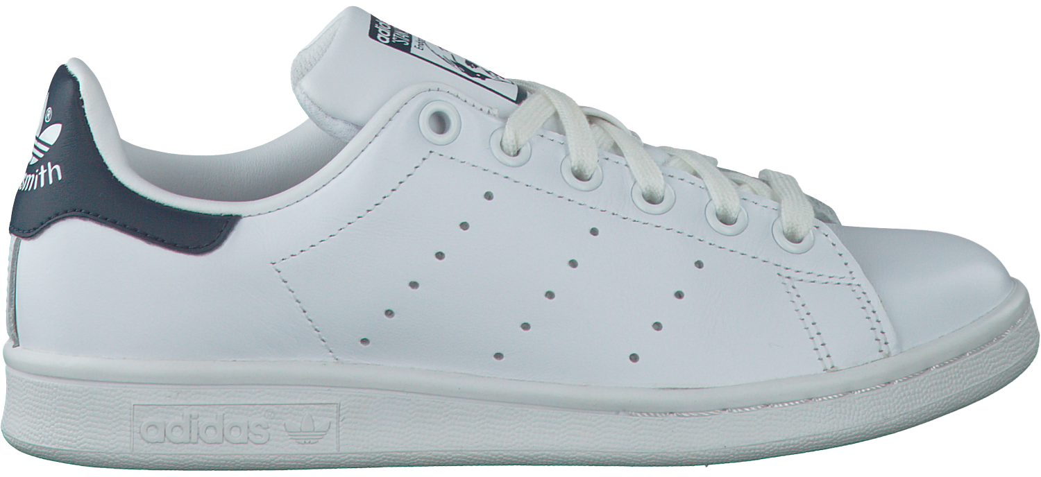 White ADIDAS Sneakers STAN SMITH DAMES - Omoda.com