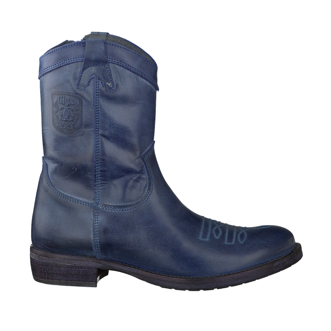 Blue GIGA High boots 3215Q - large