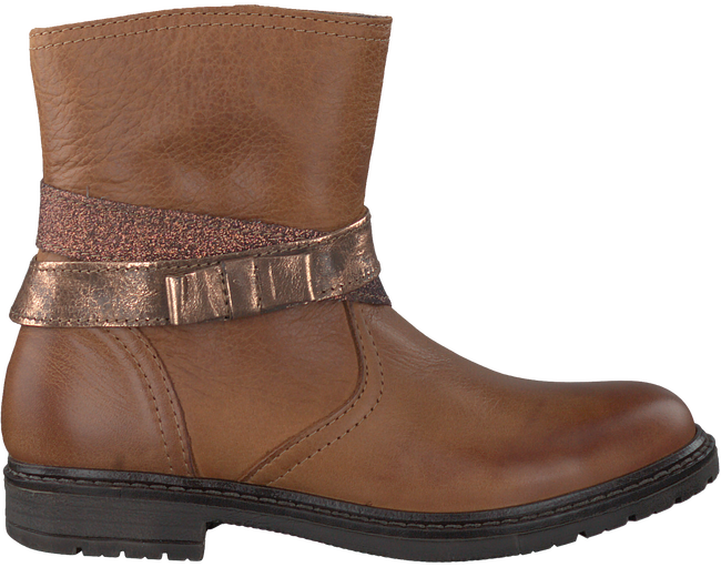 Cognac BANA&CO High boots 42750 - large