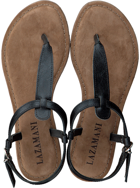 Black LAZAMANI Sandals 75.422 - large