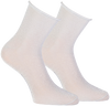 Silver MARCMARCS Socks BLACKPOOL - small