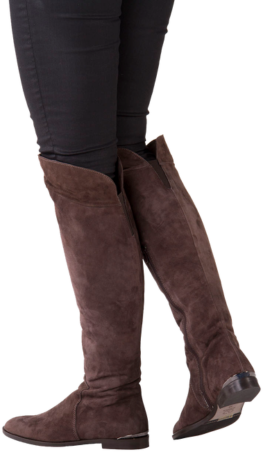 Taupe LAMICA High boots KISA - large
