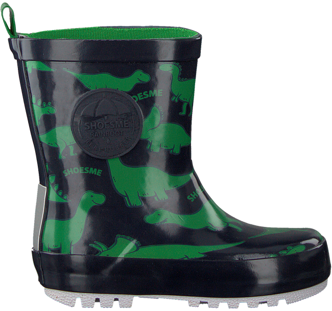 Blue SHOESME Rain boots RB9A092 - large