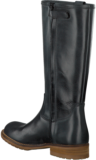 Black HIP High boots H1344 - large