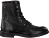 Black MJUS Lace-up boots 971243 - small