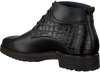 Black OMODA Lace-up boots 36615 - small