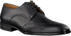 Black GREVE Business shoes 2121 - small