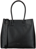 Black MATT & NAT Handbag KRISTA SATCHEL  - medium