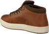 Brown TIMBERLAND Lace-up boots CITYROAM CUPALPINE CHUK - small