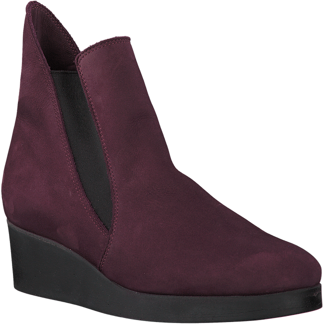 Purple ARCHE Booties HABADI - large