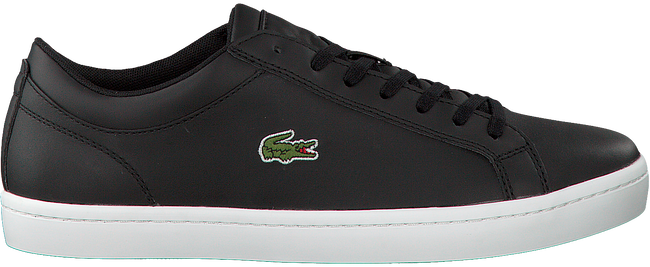 Black LACOSTE Sneakers STRAIGHTSET BL1 BL1 BL1 880872