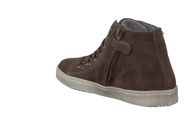 Brown CLIC! Sneakers CN8196 - large