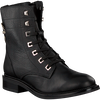Black OMODA Lace-up boots P15924 - small