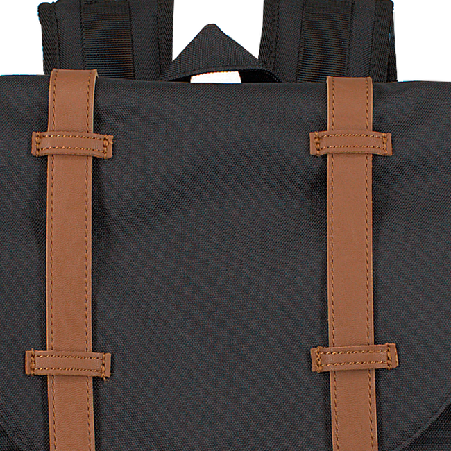 Black HERSCHEL Backpack LITTLE AMERICA - large