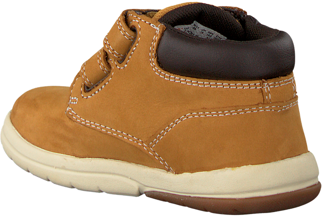Camel TIMBERLAND Classic ankle boots NEW TODDLE TRACKS H KIDS - large