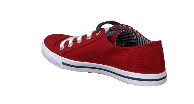 Red VINGINO Sneakers DUSTIN LOW - large