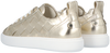 Gold NOTRE-V Low sneakers 02-14  - small