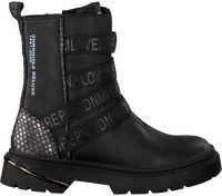 Black REPLAY Classic ankle boots MODE  - medium