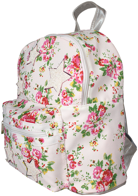 White SHOESME Backpack BAG8A024 - large
