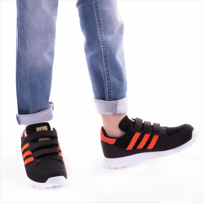 Black ADIDAS Sneakers FOREST GROVE CF C  - large
