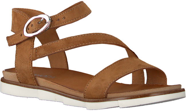 Cognac OMODA Sandals 740019  - large