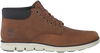 Cognac TIMBERLAND Ankle boots CHUKKA LEATHER - small