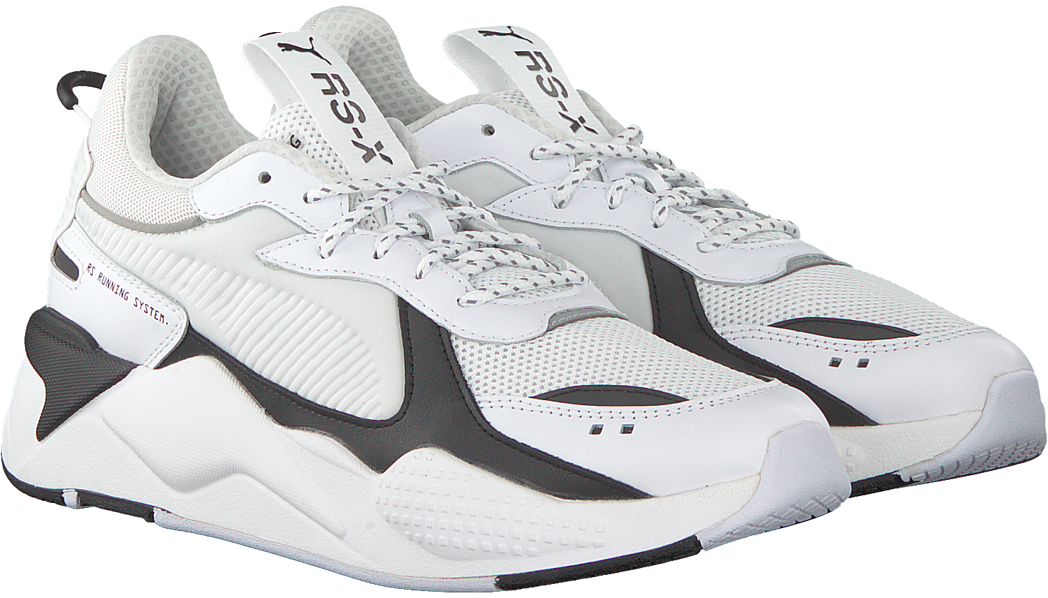 White PUMA Sneakers RS-X CORE - Omoda.com
