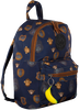 Blue SHOESME Backpack BAG9A039  - small