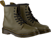 Green DR MARTENS Lace-up boots 1460 J  - small