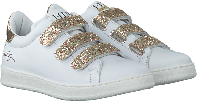White HIP Sneakers H1679 - large