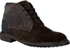 Brown FLORIS VAN BOMMEL Ankle boots 10978 - small