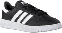 Black ADIDAS Low sneakers TEAM COURT J  - medium