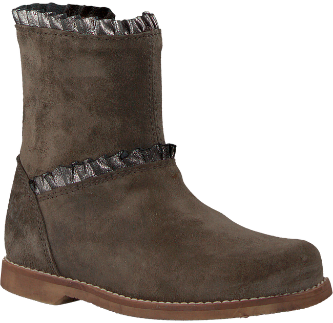 Grey CLIC! Booties 9546 - large