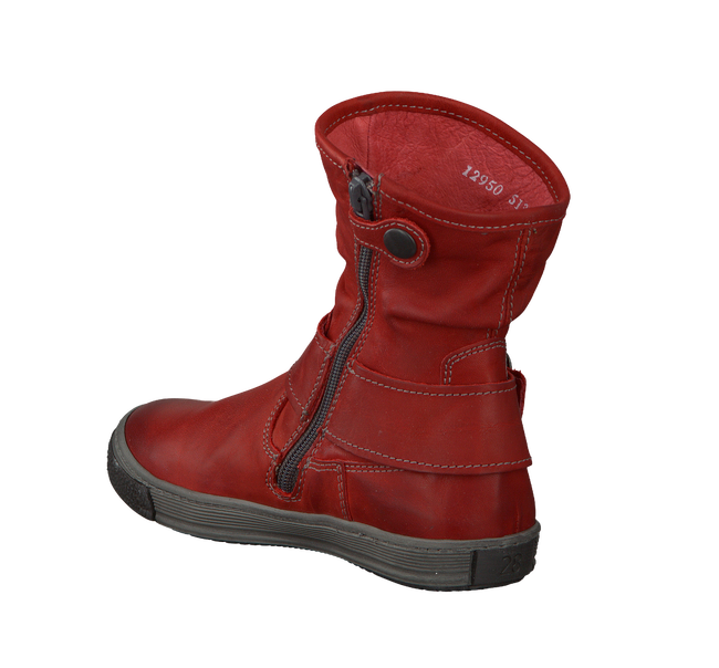 Red JOCHIE & FREAKS High boots 12950 - large