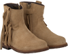 Taupe CLIC! High boots CL9064 - small