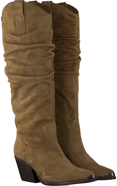 Taupe NOTRE-V High boots AI364  - large
