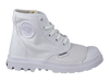 White PALLADIUM Ankle boots PAMPA HI LACE K - small